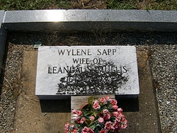 Wylene <i>Sapp</i> Mullis