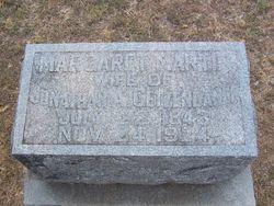 Margaret <i>Martin</i> Getzendaner