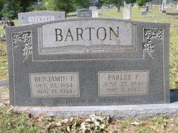 Benjamin Franklin Barton