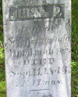 Julia P. Woodmansee