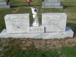 Birdie <i>Jones</i> Boyd