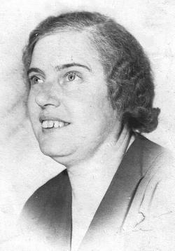 Mary Elizabeth <i>Cassidy</i> Fisher