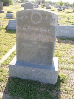 Alice C. Dumas