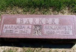Benjamin Howland Barker