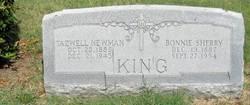 Tazwell Newman King