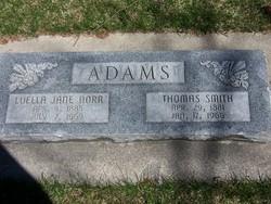 Luella Jane <i>Norr</i> Adams