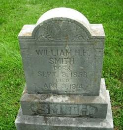 William H F Smith