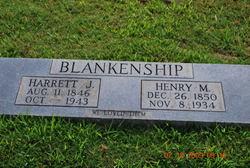 Harrett G. <i>Pitts</i> Blankenship
