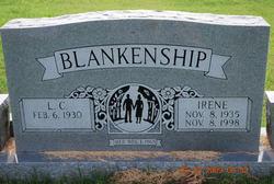 Irene <i>Bomar</i> Blankenship