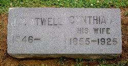 Cynthia Ann <i>Will</i> Atwell