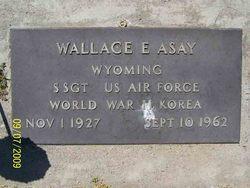 Wallace Evert Asay