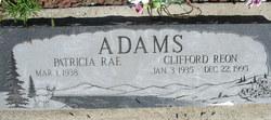 Clifford Reon Adams