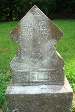 Addie Fields