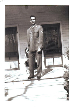 Sgt William Ervin Bradford, Jr