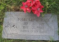 Bobbie Lee Burgess