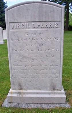 Virgil Delphini Parris