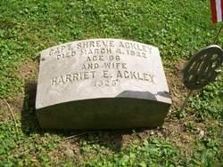 Capt Shreve Ackley