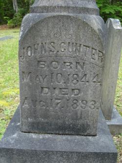 John S. Gunter