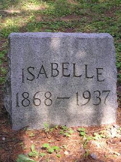 Isabelle Belle <i>Bills</i> Baehr