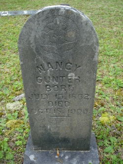 Nancy <i>Webb</i> Gunter