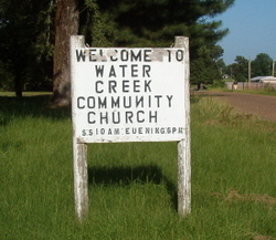 Water Creek Cemetery