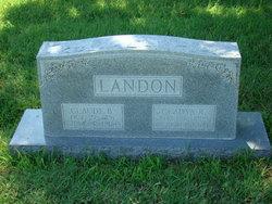 Claude B Landon