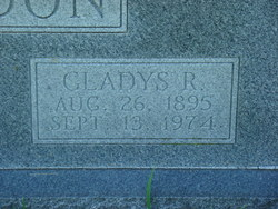 Gladys R Landon