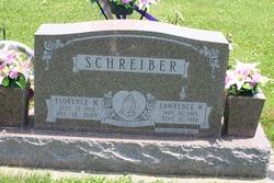 Florence Marie <i>Zellers</i> Schreiber