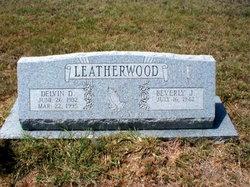 Delvin Dearl Leatherwood