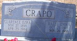 Clarence Ezra Ez Crapo