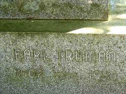Earl Truman Kilburn