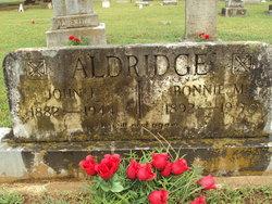 John F Aldridge