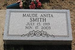 Maude Anita <i>Smith</i> Peterman