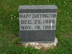 Mary Susan <i>Chrane</i> Buffington
