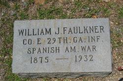 William Joseph Faulkner