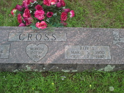 Roy Lee Cross