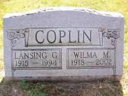 Lansing George Dude Coplin