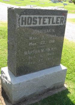 Jonathan Newland Hostetler
