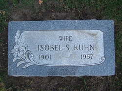 Isobel Selina Belle <i>Miller</i> Kuhn
