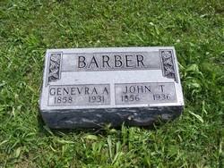 Genevra Ann <i>Pulley</i> Barber