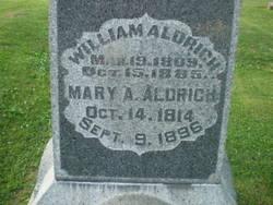 Corp William A Aldrich