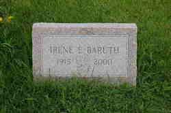 Irene E Baruth