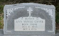 Ann <i>Treme</i> Cryer