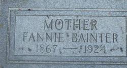 Fannie <i>Roddis</i> Bainter
