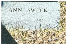 Ann Katherine <i>Beavers</i> Sweek