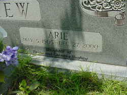 Arie <i>Hughey</i> Drew