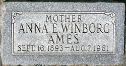 Anna <i>Winborg</i> Ames