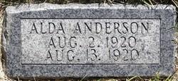 Alda Anderson
