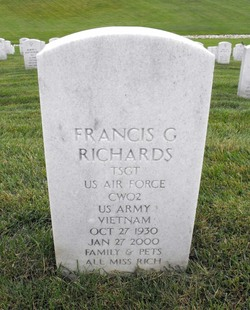 Francis George Bud Richards