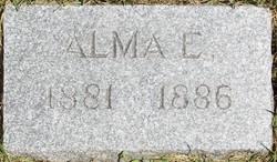 Alma Emanuel Anderson